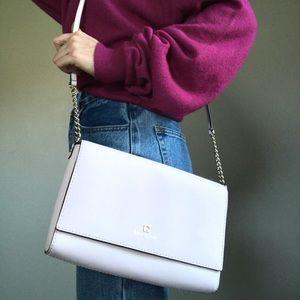 Kate Spade Baby Pink Crossbody Bag